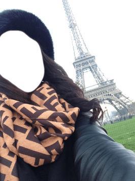 Paris Photo frames poster