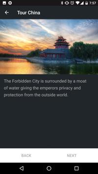 Tour China apk screenshot