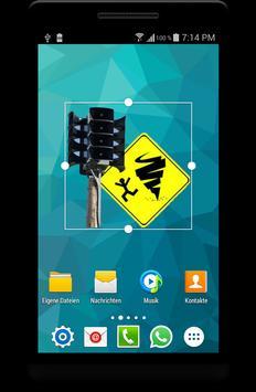 Tornado Alarm Siren App Widget poster