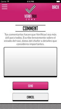 Verifitaxi screenshot 5