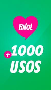 Usos Pinol poster