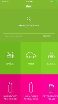 Usos Pinol screenshot 1