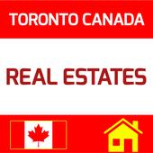 Toronto Real Estate - Canada icon