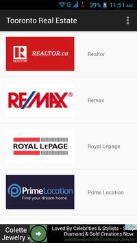 Toronto Real Estate - Canada apk screenshot