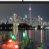 Toronto New Years icon