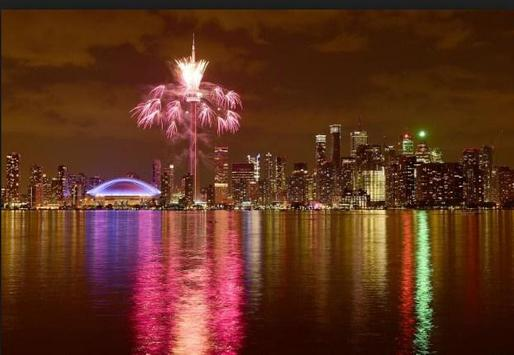 Toronto New Years apk screenshot