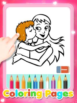 My Mother Songs And Coloring Pages Phone screenshot 2