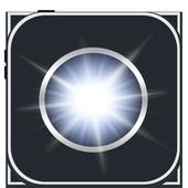 Torch + LED Flashlight Plus icon