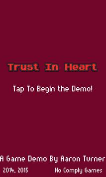 Trust In Heart Demo poster