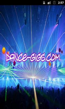 DanceGigs poster