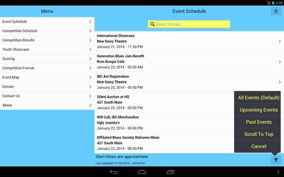 International Blues Challenge screenshot 6