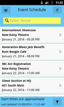 International Blues Challenge screenshot 1