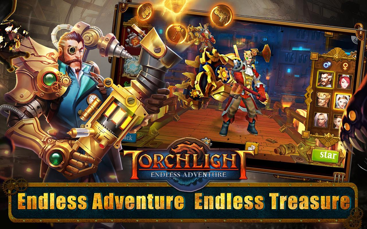 Torchlight For Android Apk Download