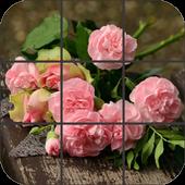 Puzzle Flowers icon