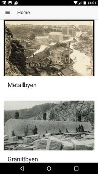 Industribyen Halden poster