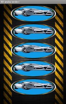 3d car noises apk screenshot