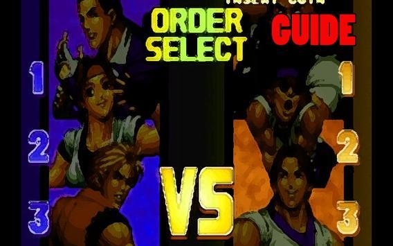Guide & Tip King of Fighter apk screenshot