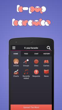K-pop Karaoke poster