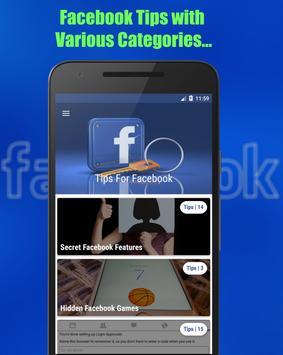 Tips & Tricks For Facebook poster