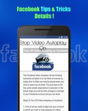 Tips & Tricks For Facebook screenshot 6
