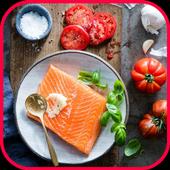 Salmon Recipes: Bundle of Easy Salmon Fish Recipes icon