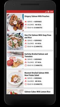 Salmon Recipes: Bundle of Easy Salmon Fish Recipes screenshot 1
