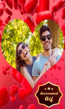 Love Gif Photo Frames Romantic screenshot 2