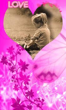 Love Gif Maker Frames screenshot 2