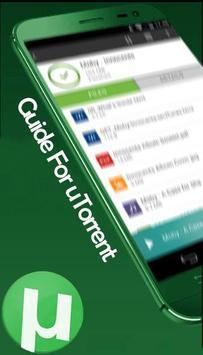 Guide For uTorrent apk screenshot