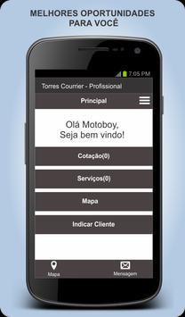 Torres Courier - Profissional apk screenshot