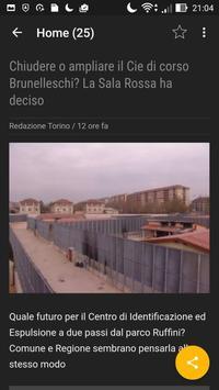 Torino Notizie apk screenshot