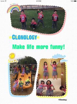 Clonology screenshot 2