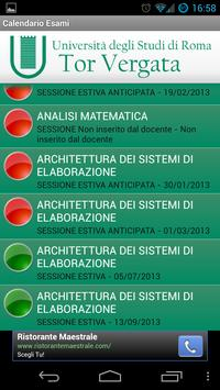 Università Tor Vergata - Totem apk screenshot