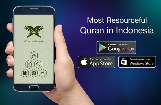 Al-Quran Indonesia poster