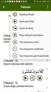 Kur'an-ı Kerim screenshot 2