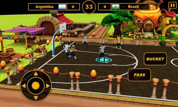 Fantasy Basketball 2015 screenshot 3