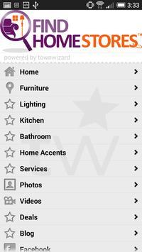 Find Home Stores apk screenshot