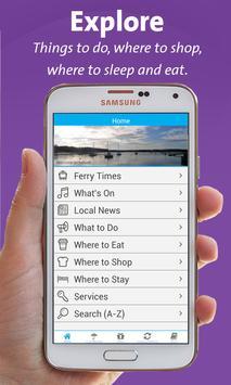 Saltash Town Guide apk screenshot