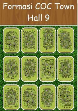 Formasi COC Town Hall 9 screenshot 1