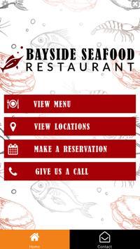 Bayside Seafood Restaurant apk screenshot