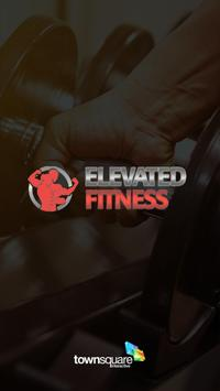 Elevated Fitness poster