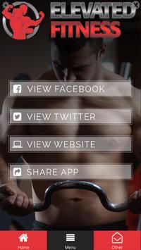 Elevated Fitness screenshot 2