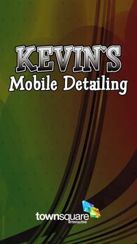 Kevin's Mobile Detailing poster