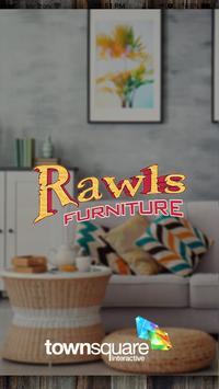Rawls Furniture poster