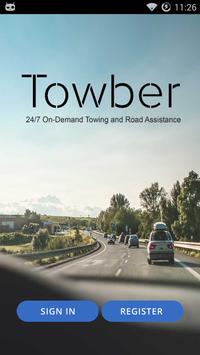 TOWBER DRIVER poster