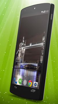 Tower Bridge Live Wallpaper apk screenshot