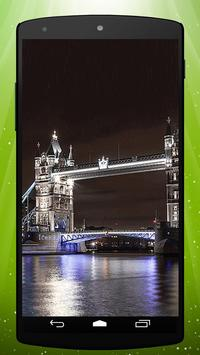 Tower Bridge Live Wallpaper poster