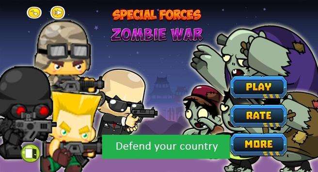 Tower Defence Zombie screenshot 1