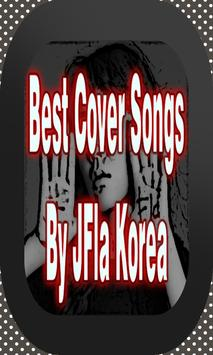 Best Of Cover Songs By JFla Korea screenshot 1