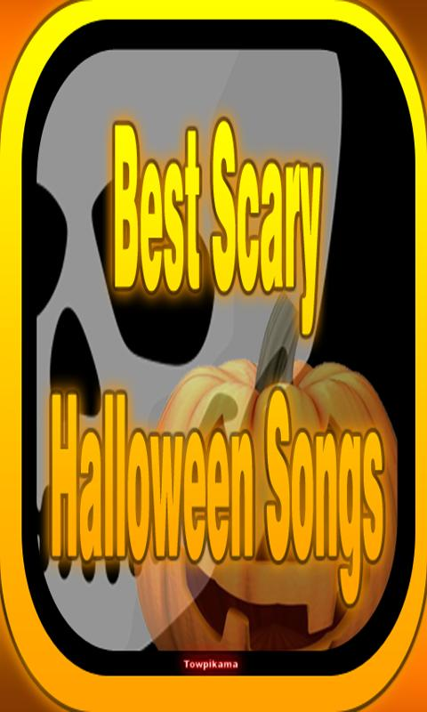 best scary of halloween songs
